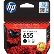 HP 655 Black Ink Cartridge - CZ109AE