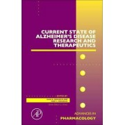 Current State of Alzheimer's Disease Research and Therapeutics: Volume 64 by Mary Lou Michaelis