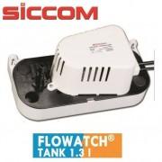 Accessori - Pompa Scarico Condensa Flowatch Tank 1.3 Lt. (Cod. De13qca700)