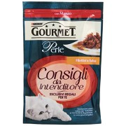 Gourmet - Perle, Filettini in Salsa - 85 g