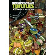 Teenage Mutant Ninja Turtles: New Animated Adventures Omnibus Volume 1