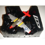"""Matchbox Collectibles Platinum Edition North American P-51D Mustang """"Bunnie"""" #92098"""