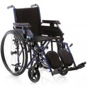 sedia a rotelle / carrozzina pieghevole ad autospinta trasformabile in