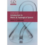 Introduction to Metric and Topological Spaces by Wilson A. Sutherland