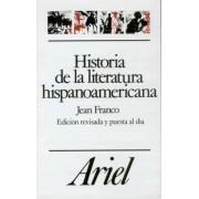 Historia De Literatura Hispanoamericana by Jean Franco