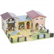 Le Toy Van Grosse Farm abc