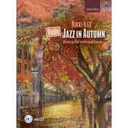Violin Jazz in Autumn by Nikki Iles