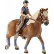 Figurina Schleich Leisure Rider