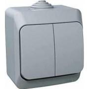 CEDAR PLUS Csillárkapcsoló 16 A IP44 Szürke WDE000650 - Schneider Electric