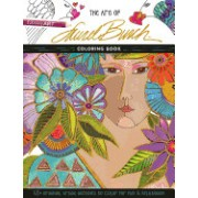 The Art of Laurel Burch Coloring Book: 45+ Original Artist Sketches to Color for Fun & Relaxation
