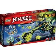 LEGO Ninjago Ketting Voertuig Hinderlaag - 70730