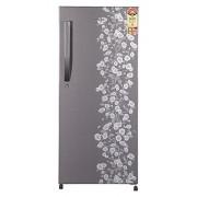 Haier 195 L 5 Star Direct-Cool Single Door Refrigerator (HRD-2157CGD-R, Grey Daisy)