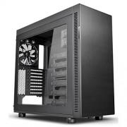 Thermaltake Suppressor F51 Case PC Medio, con Finestrino, Nero