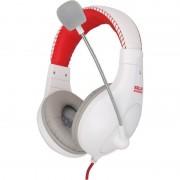 Casti Somic Salar X-Shark KX235 cu microfon albe