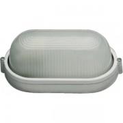 Lampa de exterior ovala (max.60W) alb - TG