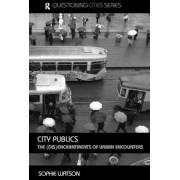 City Publics by Sophie Watson