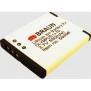 Baterie Braun BDP-OLI70 pentru Olympus LI-70B
