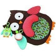 Skip Hop 307809 Treetop Friends - Tappetino per giocare, a forma di gufo