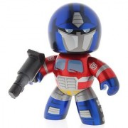 Mighty Muggs OPTIMUS PRIME 2009 SDCC San Diego Comic-Con Exclusive