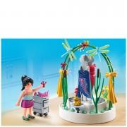 Playmobil Shopping Centre Clothing Display (5489)