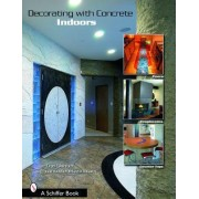 Decorating with Concrete by Tina Skinner