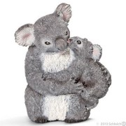 Schleich Koala met baby 14677