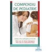 Compendiu de pediatrie ed. 3 - Adrian Georgescu Ioana Alina-Anca