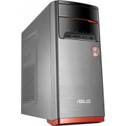 Asus M32CD-IT019T Desktop PC, Processore Intel Core i5-6400, Nvidia GT720, RAM 8 GB, Hard Disk 1 TB, Argento