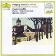 W. A. Mozart - Klavierkonzerte No.20&21 (0028941584229) (1 CD)