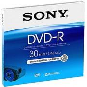 SONDMR30 - Sony DVD Recordable Media - DVD-R - 2x - 1.40 GB - 1 Pack