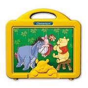 Clementoni Puzzle 41337 - Rompecabezas (12 piezas), diseño de Winnie the Pooh