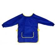 Idena 611183 - Tablier de bricolage, l'âge 5-6 ans, Bleu