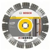 Disc Diamantat Best UNIVERSALE+METAL,D=230mm