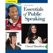Cengage Advantage Books: Essentials of Public Speaking by Cheryl M. Hamilton