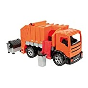 Lena Rubbish Truck (Large, Orange)