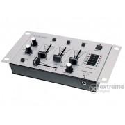 Mixer audio König KN-DJMIXER10 3 canale, compact