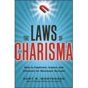 The Laws of Charisma by Kurt Mortensen