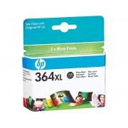 364XL Foto-Schwarz Original Druckerpatrone mit hoher Reichweite für HP