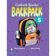 Backpack 5 Content Reader by Pearson