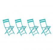 Hespéride Chaise pliante Greensboro Lagon Jardin