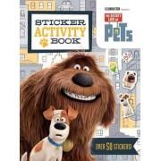 The Secret Life of Pets - Sticker Activity Book