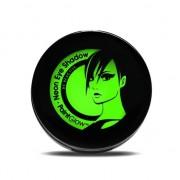 Uv oplichtende oogschaduw groen
