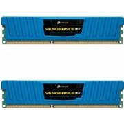Kit Dual Channel Corsair Vengeance Blue LP DDR3 8GB 1600 CL9
