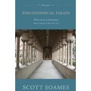 Philosophical Essays: v. 1 by Scott Soames