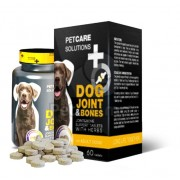 PetCare Solutions + Dog Joint & Bones 1 cutie - 60 tablete