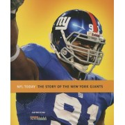 The Story of the New York Giants by Jim Whiting