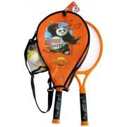 Kung Fu Panda - Set tenis de plástico (Saica Toys 6646)