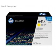HP # 641A CLJ 4600 4650 YELLOW PRINT CARTRIDGE.
