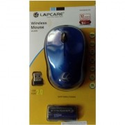 Lapcare WL300-DS Wireless Mouse Black