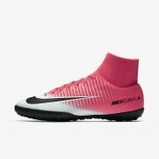Nike MercurialX Victory VI TF Rosa carrera,Blanco,Negro